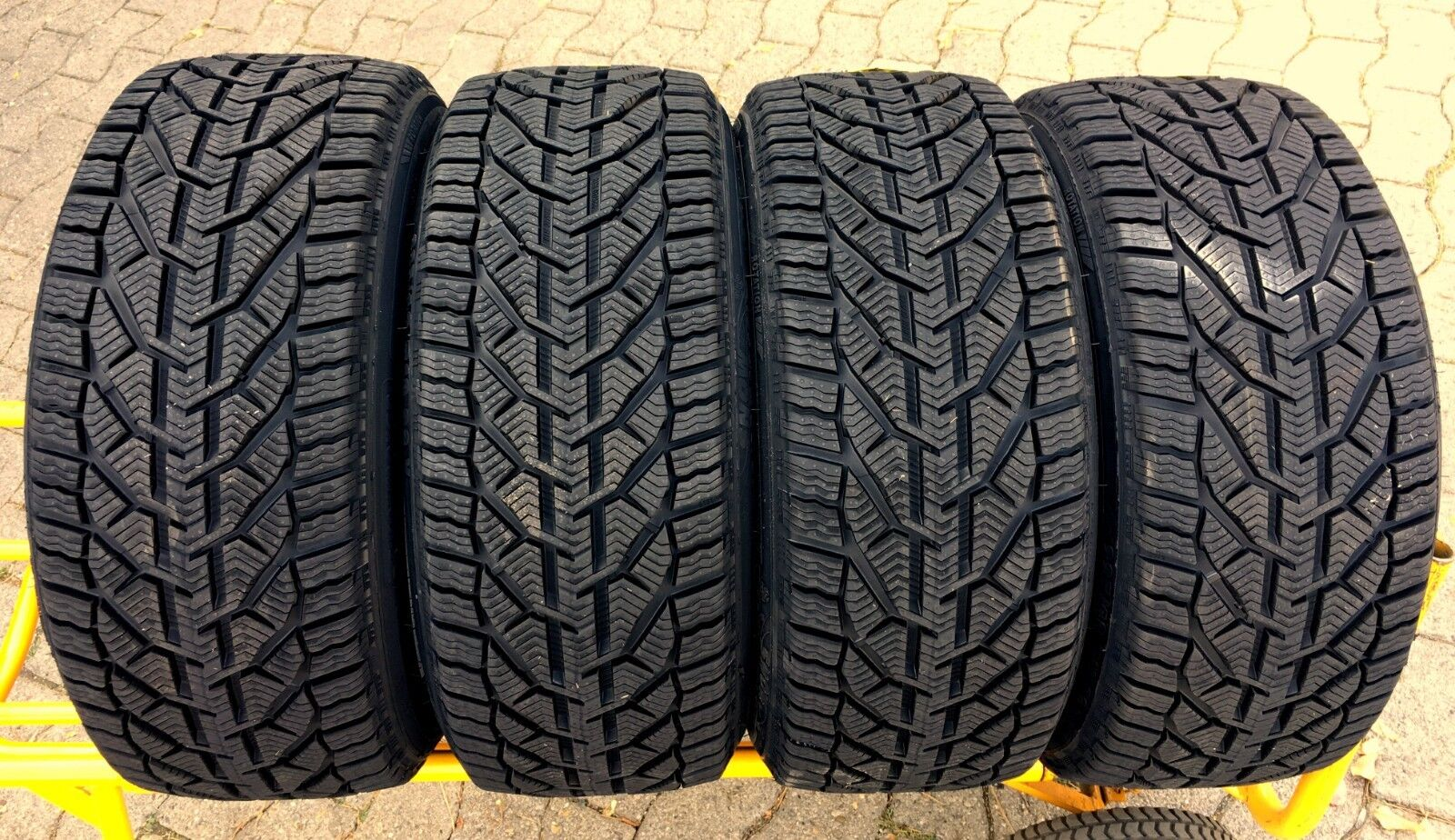 4x 225/50 R17 98V XL KORMORAN by Michelin SNOW Winterreifen Winter Reifen NEU ◄