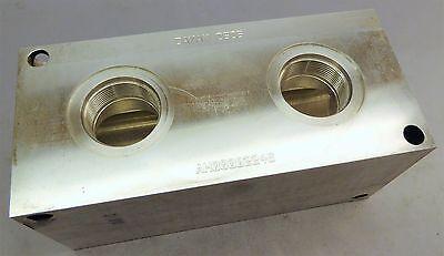 Daman Aluminum Header Block Ah0000224s