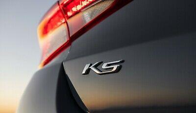 Trunk K5 Lettring Emblem & Metal Sticker 86310 L2000 For 2021 2022 Kia K5 Optima