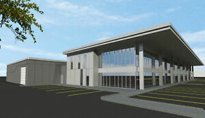 BRAND NEW COMMERCIAL/INDUSTRIAL UNITS IN KW!
