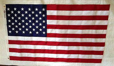 5' x 8' Annin Tough Tex US Flag