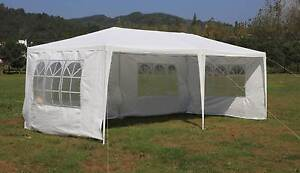 3x6m Gazebo Outdoor Marquee Tent Canopy White Baulkham Hills The Hills District Preview