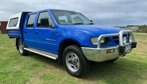 1999 HOLDEN Rodeo LX (4x4) Warrnambool Warrnambool City Preview
