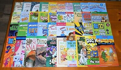 40 I Can Read - DK Readers - Learning to Read Children's Books Levels 1 & 2 FS!