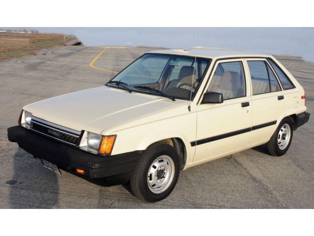 Classic 1983 Toyota Original Factory Conditions Very Nice