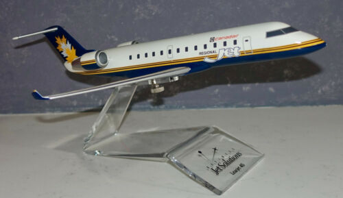 PacMin Pacific Miniatures Learjet 45 Aircraft Model CANADAIR.