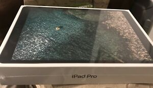 "iPad Pro 12.9""  2nd generation 256gb WiFi brand new sealed gray"