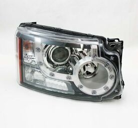 LAND ROVER DISCOVERY 4 HALOGEN DRIVER SIDE HEADLIGHT