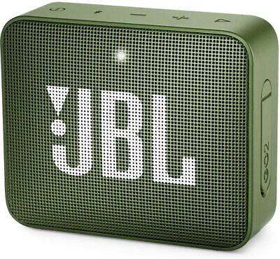 Altavoz Bluethooth portátil JBL GO 2 Color Verde