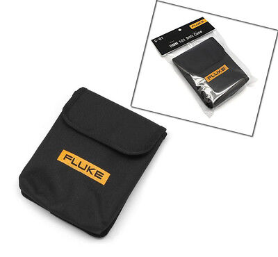 New Fluke 101 Soft Case C-01 Handheld Digital Mini Multi Meter Pouch Free Ship