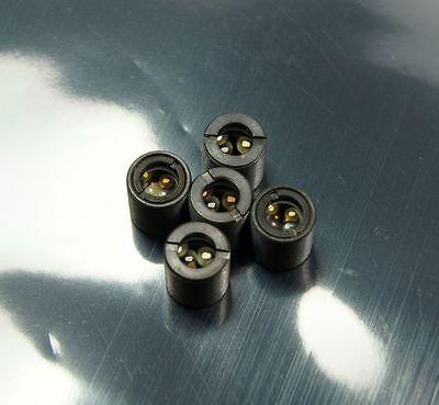 5x 405nm 3 Elements Glass Laser Lens For 405nm Violet Laser Diodem9p0.5x10