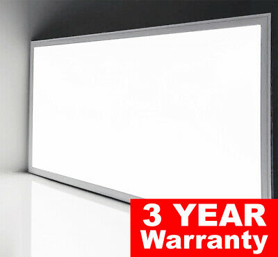 72W Ceiling Suspended Recessed LED Panel White Light Office Lighting 1200 x 600