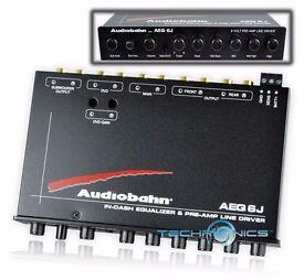 Audiobahn car equalizer