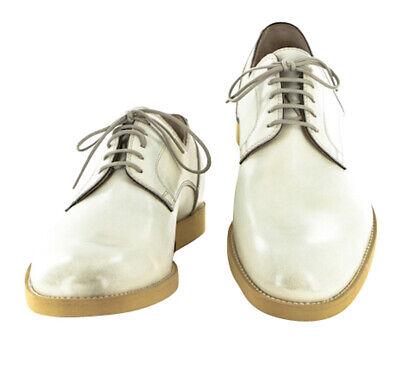 Sutor Mantellassi Gris Claro Zapatos Talla 8 ( Ee. Uu. ) /...