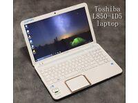 Toshiba L850-1D5 laptop ***6 MONTHS WARRANTY***