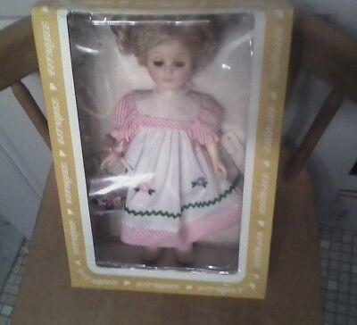 Effanbee  dolls Mary Mary doll FB 1179 - 1985 new see below