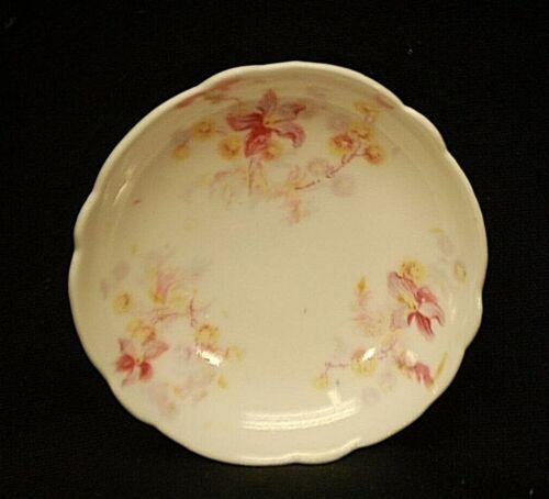 Old Vintage Theo. Haviland Butter Pat Porcelain Floral Pattern Limoges France
