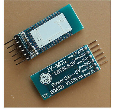 Jy-mcu V1.02pro Serial Bluetooth Interface Board Bluetooth Module New