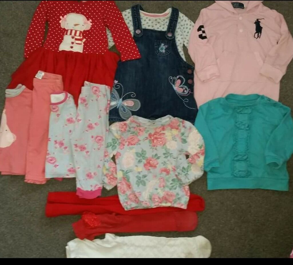 12 18bundlein Hull, East YorkshireGumtree - Girl little bundle 12 18month all good condition pickup only orchardpark £5ono plz look at my other items for sale