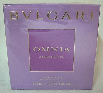 65 Ml Edt (Bvlgari Bulgari Omnia Amethyste 65 ml EdT Spray)