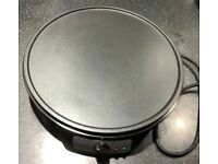 Electric Pancake Crepe maker.