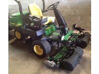 2006 - John Deere 2500E Diesel Driven Greens Machine mower - Absolute Bargain! - Be Quick