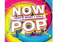 Now Thats What I Call POP (Triple CD)
