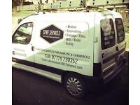 Window/driveways/conservatory/decking and gutter cleaning buisness