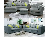 Brand New 3 + 2 Sofa ONLY £429 Inc Free Delivery - BRAND NEW QUALITY SOFA
