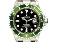 Rolex Wanted. Submariner, GMT and Vintage Rolex