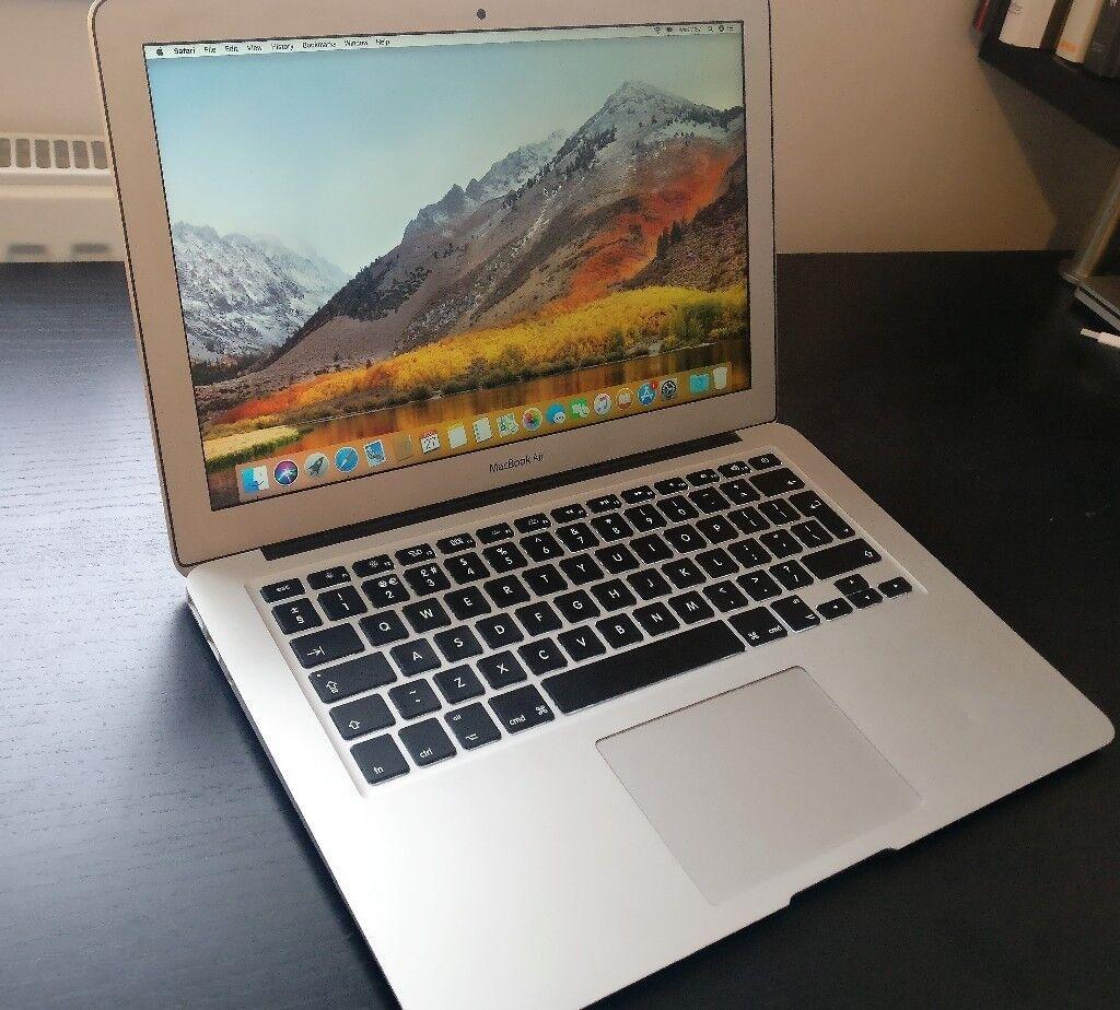 Apple Macbook Air 13inch Early 2015 2 2ghz Intel Core I7 8gb Ram
