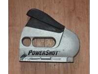 Staple Gun. Power Shot Forward Action. Heavy Duty