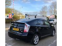 2014 Special Unique custom Toyota Prius T Sprit UK Model - Radar Cruise Control + Tech + Chrome Pack