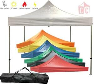 Pop up tent Frame and Canopy kit - Canadian Made