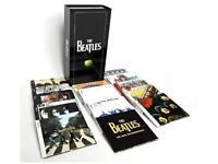 The Beatles - Remastered Cd Box Set - 13 Original Albums + Past Masters Cd & DVD