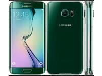 Samsung Galaxy S6 EDGE Black Sapphire 32 GB