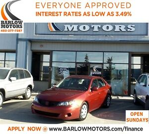 2011 Subaru Impreza 2.5i**AMVIC INSPECTION & CARPROOF PROVIDED!