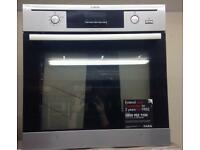 ***NEW AEG integrated STEAMBAKE fan oven for SALE with 2 years warranty***