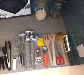 Full Kitchen Utensil Kit
