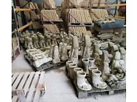 Stone Concrete Mixed Ornaments Job Lot 225 In Total