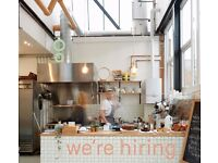 BARISTA and all round great person required for cafe near Walthamstow marshes