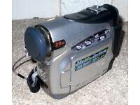 JVC GR-D260EK Mini DV Camcorder With Battery - No Power Supply Charger / AV Lead