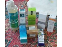 EIGHT HIGH QUALITY EXPENSIVE CREAMS & SERUMS. ALL BRAND NEW.