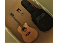 Washburn WD10SCE Electro Acoustic Dreadnought Guitar