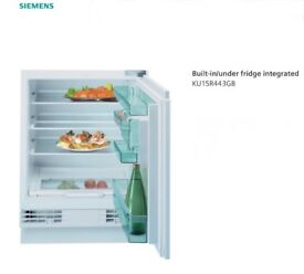 Siemens Integrated Fridge