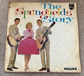 The Springfields Story Vinyl