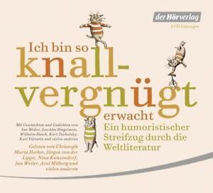 Hans Bötticher - Ich bin so knallvergnügt erwacht - CD NEU OVP