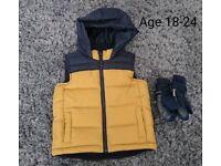 Boys 18 - 24 Months Clothes