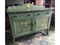 Country Style Kitchen Sideboard