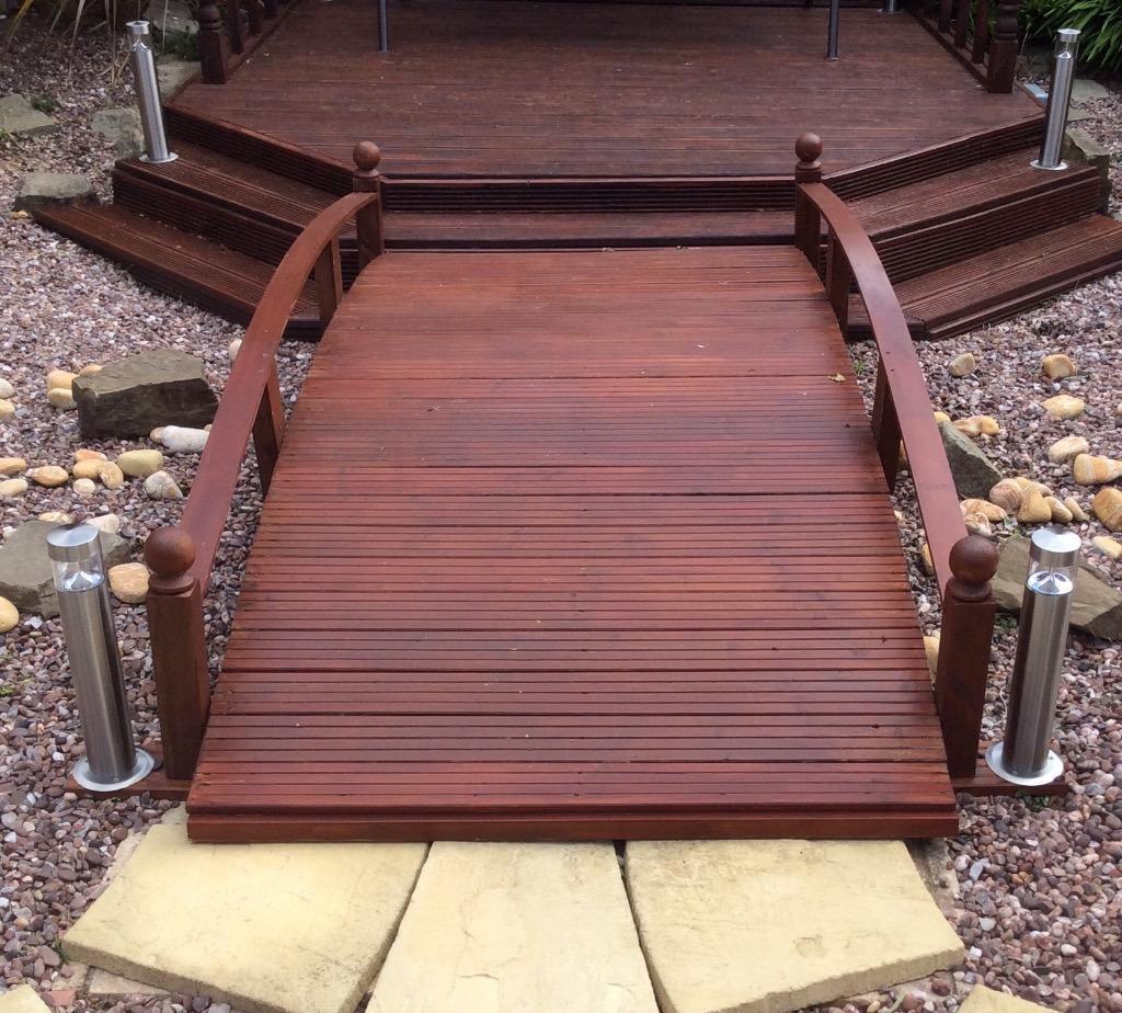 Garden Bridge For Sale Images